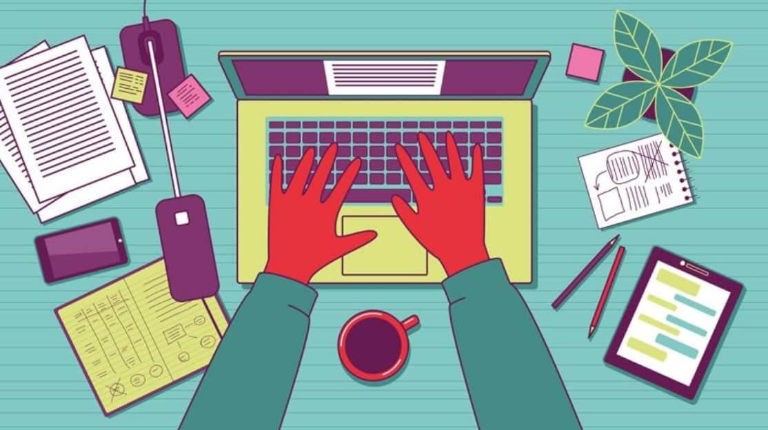 O grande segredo de blogar