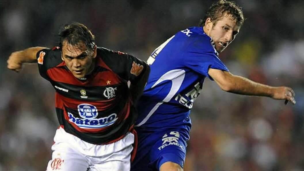 Petkovic jogando pelo Flamengo