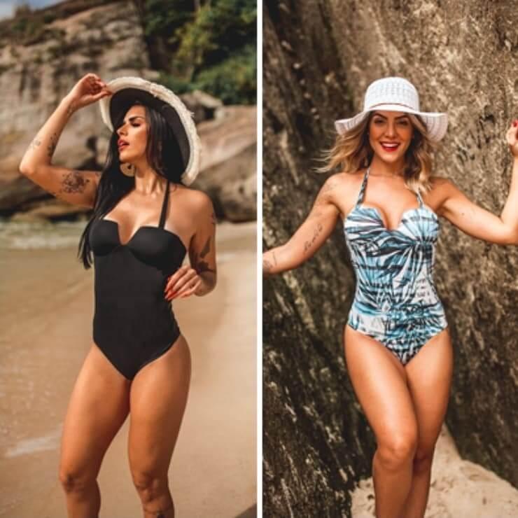 Tendências de moda praia 2020