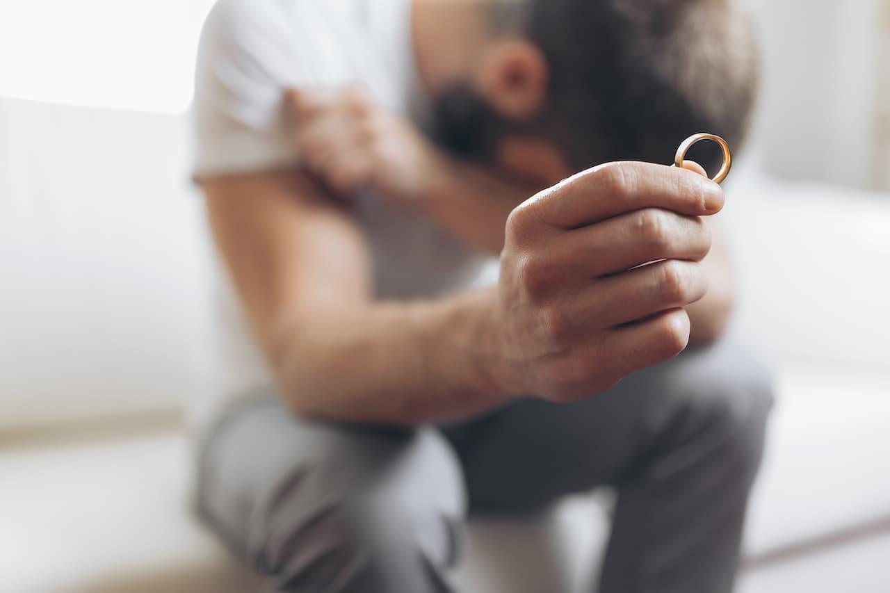 Aliança e divórcio