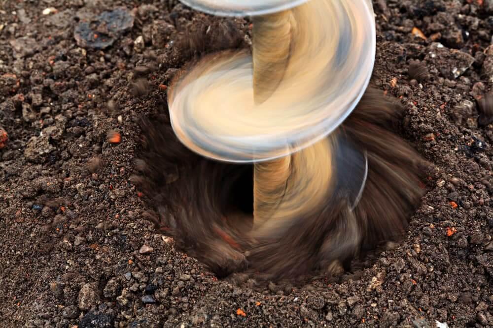 Perfuratriz hidráulica