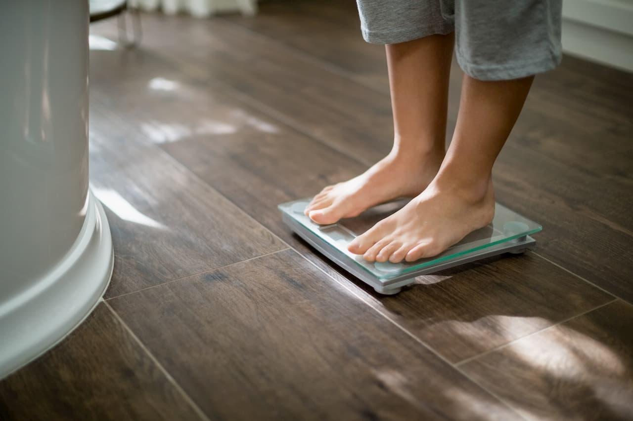 Perder peso nas férias