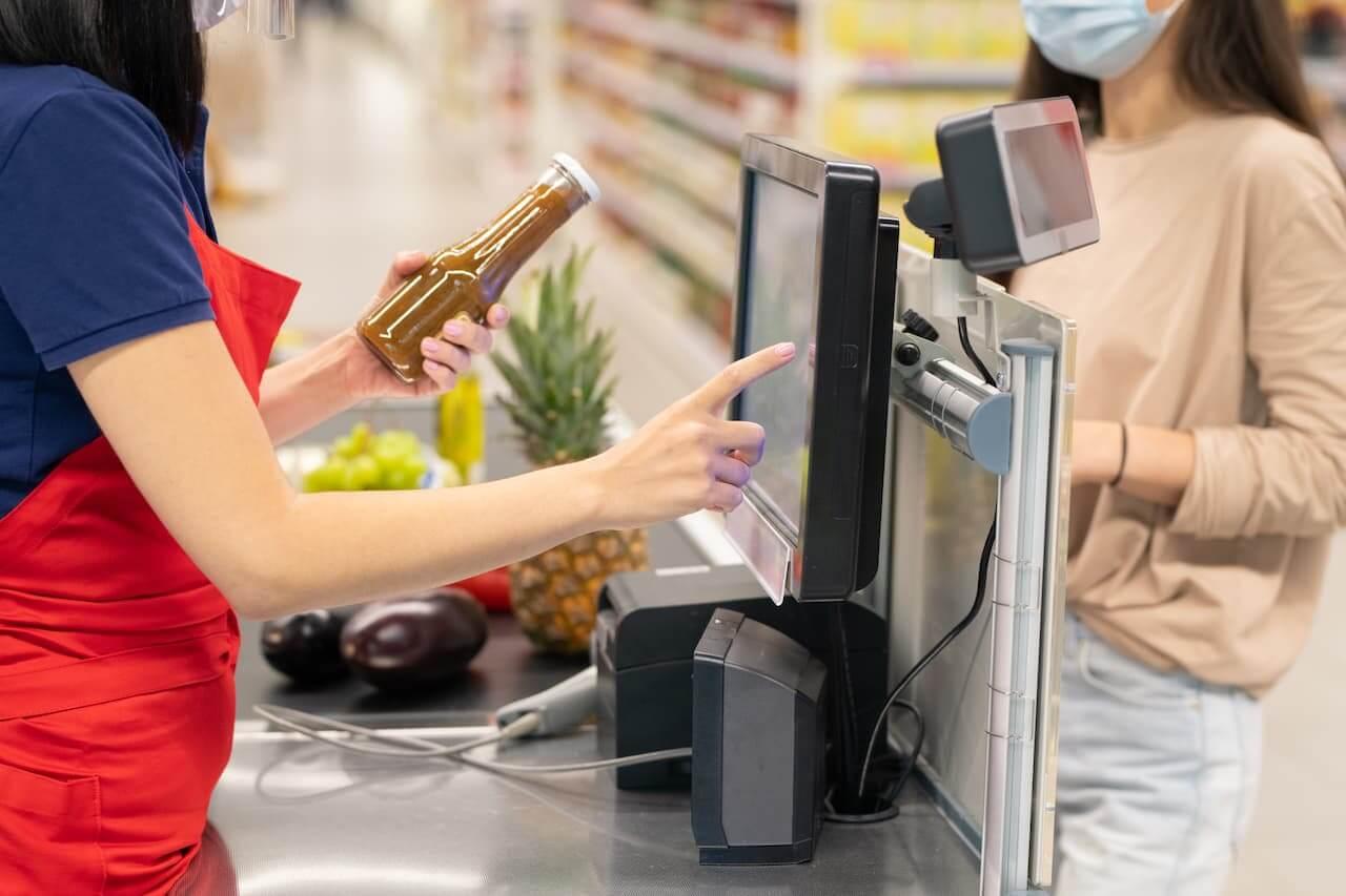 Preços no supermercado
